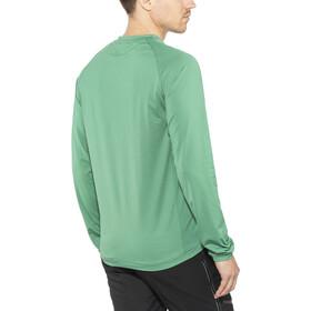 ION Traze AMP Camiseta Manga Larga Hombre, sea green